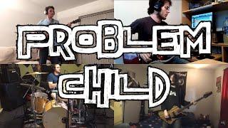AC/DC fans.net House Band: Problem Child Collaboration HD