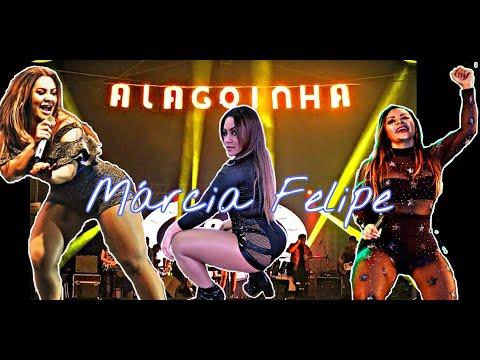 Márcia Felipe em Alagoinha - PB