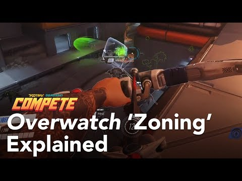 Zoning In Overwatch Can Actually Work