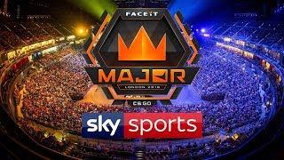 LIVE: FACEIT MAJOR LONDON 2018 -  CS:GO   GRAND FINAL   DAY 4
