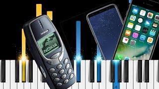 Cell Phone Ringtones On Piano Nokia Iphone Android Ringtones Piano