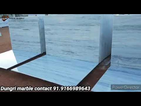 Makrana Dungri Marble Slabs