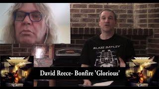 Bonfire-David Reece Interview (ex-Accept)-talks Accept days & New Album Glorious