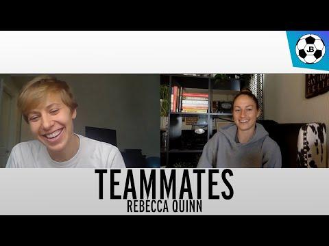 #Teammates - Episode 01: Rebecca Quinn