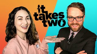 It Takes Two Is Gaming's First Proper Rom-Com (Feat. Greg Miller) by GameSpot