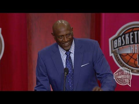 Spencer Haywood's Basketball Hall of Fame Enshrinement Speech