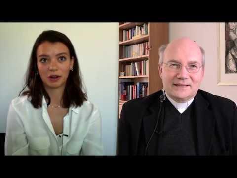 Katharina und Bischof Helmut   Zwiegespräche in Zeiten von Corona (Teil 9)