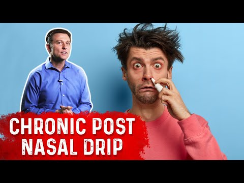 Video Chronic Post Nasal Drip