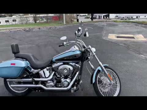 2007 Harley-Davidson FXSTD Softail® Deuce™ in Tyrone, Pennsylvania - Video 1