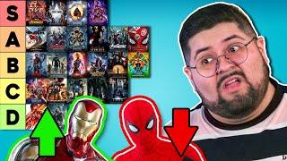 Ranking EVERY Marvel Movie | Teens vs. Adults
