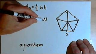 Area of a Regular Polygon 128-4.4