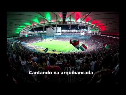 """""""Coração dispara"""" Barra: O Bravo Ano de 52 • Club: Fluminense"""