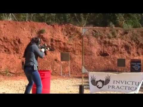 First Ever Lady's 3-Gun Match