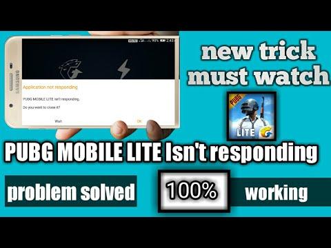 Pubg mobile not responding Today Pubg mobile server not responding