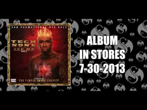 Tech N9ne - See Me (Feat. B.o.B & The Purple Smoke Project) Remix