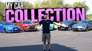 My Car Collection at 25!