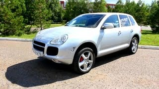 2003 Porsche Cayenne Turbo. Start Up, Engine, and In Depth Tour.
