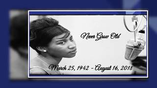 ARETHA FRANKLIN NEVER GROW OLD A GOSPEL TRIBUTE TO THE QUEEN OF SOUL