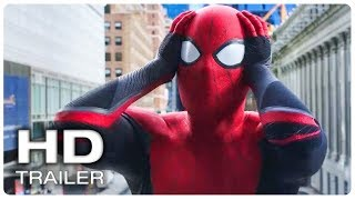 SPIDER MAN: Far From Home All Movie Clips + Trailers (2019)