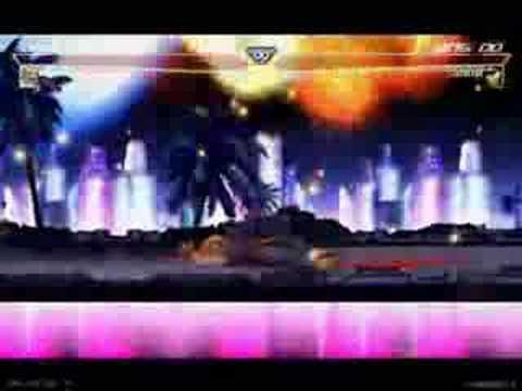 Mortal Kombat vs. Street Fighter 3 - Khameleon vs. Akuma PT2