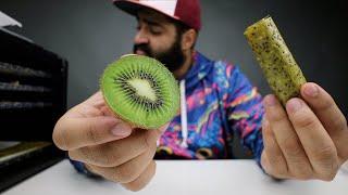 آلة خرافية تحول الفواكه إلى حلوى لذيذة