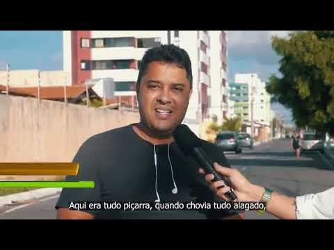 OBRAS NO BAIRRO ATALAIA E COROA DO MEIO