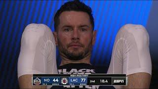 Clippers Dominate Pelicans! Redick Streak In Danger! 2020 NBA Restart