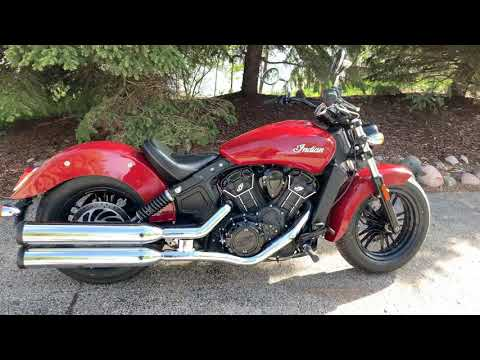 2016 Indian Scout® Sixty in Muskego, Wisconsin - Video 1