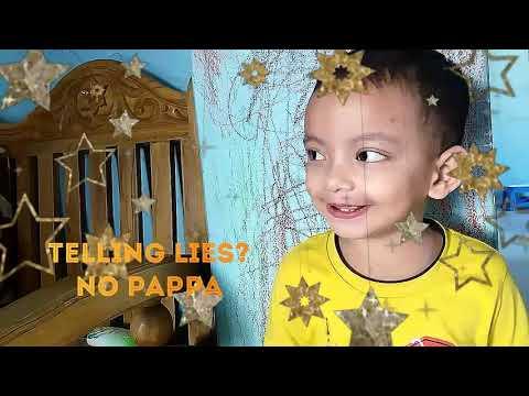 Johny Johny Yes Papa - Great Songs for Children | Jonny jonny yes pappa by Cute baby rini.
