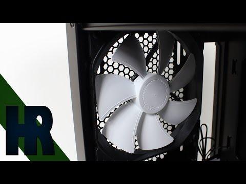 Gehäuselüfter einbauen Lüfter installieren Tutorial Deutsch - PC Bauen Part #5