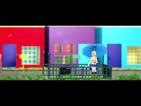 【MV】Through the Window/まさたかP×ELECTROCUTICA【Microsoft×MMD】