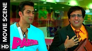Govinda Meets Love Guru Salman Khan | Partner | Movie
