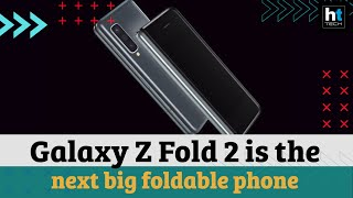 Galaxy Z Fold 2: What to expect from Samsung's next foldable phone