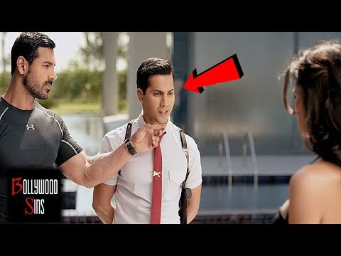 [PWW] Plenty Wrong With DISHOOM (128 MISTAKES) Full Movie Hindi | Varun Dhawan | Bollywood Sins #25