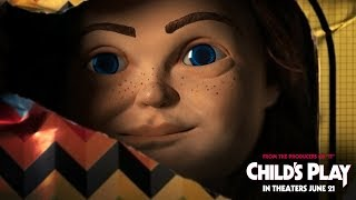 "CHILD'S PLAY - Behind the Scenes: ""Bringing Chucky to Life"""