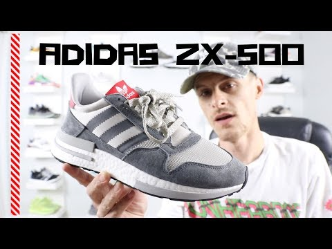 ADIDAS ZX-500 RM Review (Awesome new shoe plus on foot shots)