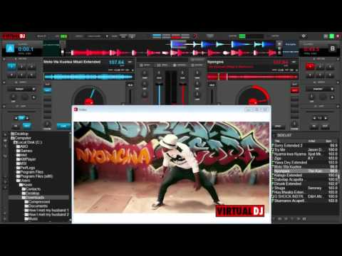 VIRTUAL DJ 8 MIX – URBAN KENYAN PARTY ANTHEMS