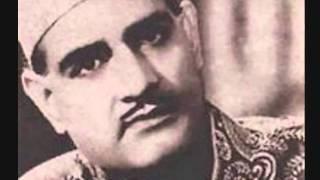 K. L. Saigal  Aree Ji Ke Bechain  (Aarzoo Lukhnavi) - YouTube