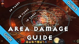 Diablo 3: Area Damage Explained (Patch 2.4)