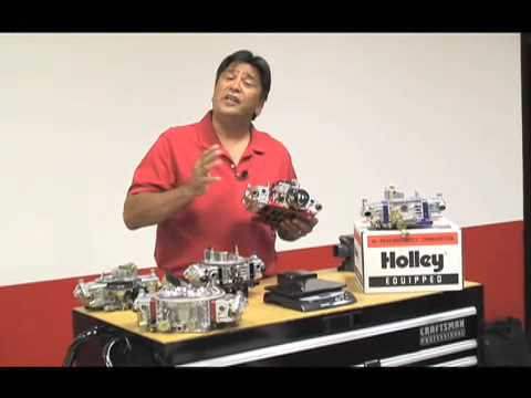 Holley Ultra Street Carburetors