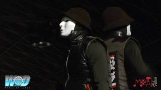 JabbaWockeez and Les Twins, Jabbawockeez RAW FOR PROMO Live at World of Dance 2010