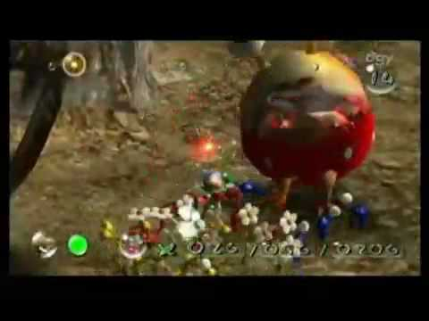 Видео № 1 из игры Pikmin: New Play Control [Wii]