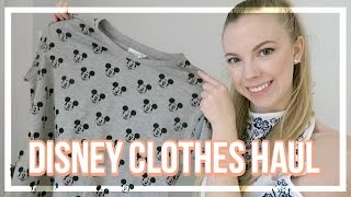 Disney Clothing Collection 2017 | Primark, Hot Topic & WDW