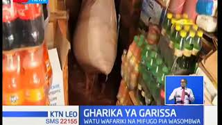 Zaidi ya watu elfu tatu watasalia bila makao katika kaunti za Tana River na Garissa