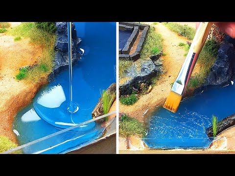 BUILDING 3 HYPER-REALISTIC DIORAMAS THAT ARE SO AMAZING
