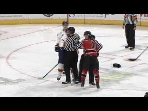 Mitchell McPherson vs. Tommy Tsicos
