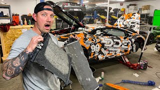MY LAMBORGHINI ALMOST DIED! HERE'S WHY...