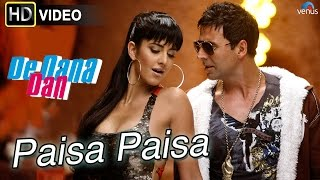 Paisa Paisa (HD) Full Video Song | De Dana Dan | Akshay Kumar, Katrina Kaif | Best Bollywood Songs