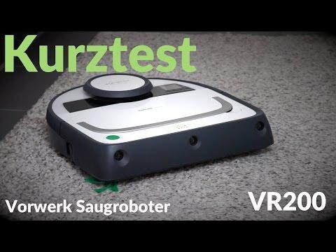 Test: Saugroboter Kobold VR200 von Vorwerk