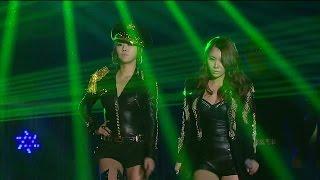 【TVPP】Brown Eyed Girls - Abracadabra + Sixth Sense, 브아걸 - 아브라카다브라 + 식스 센스 @ 2011 KMF